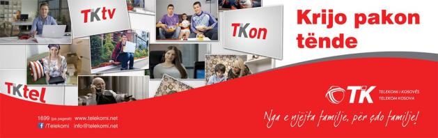 Telekomi me oferta të reja
